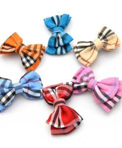plaid-bows
